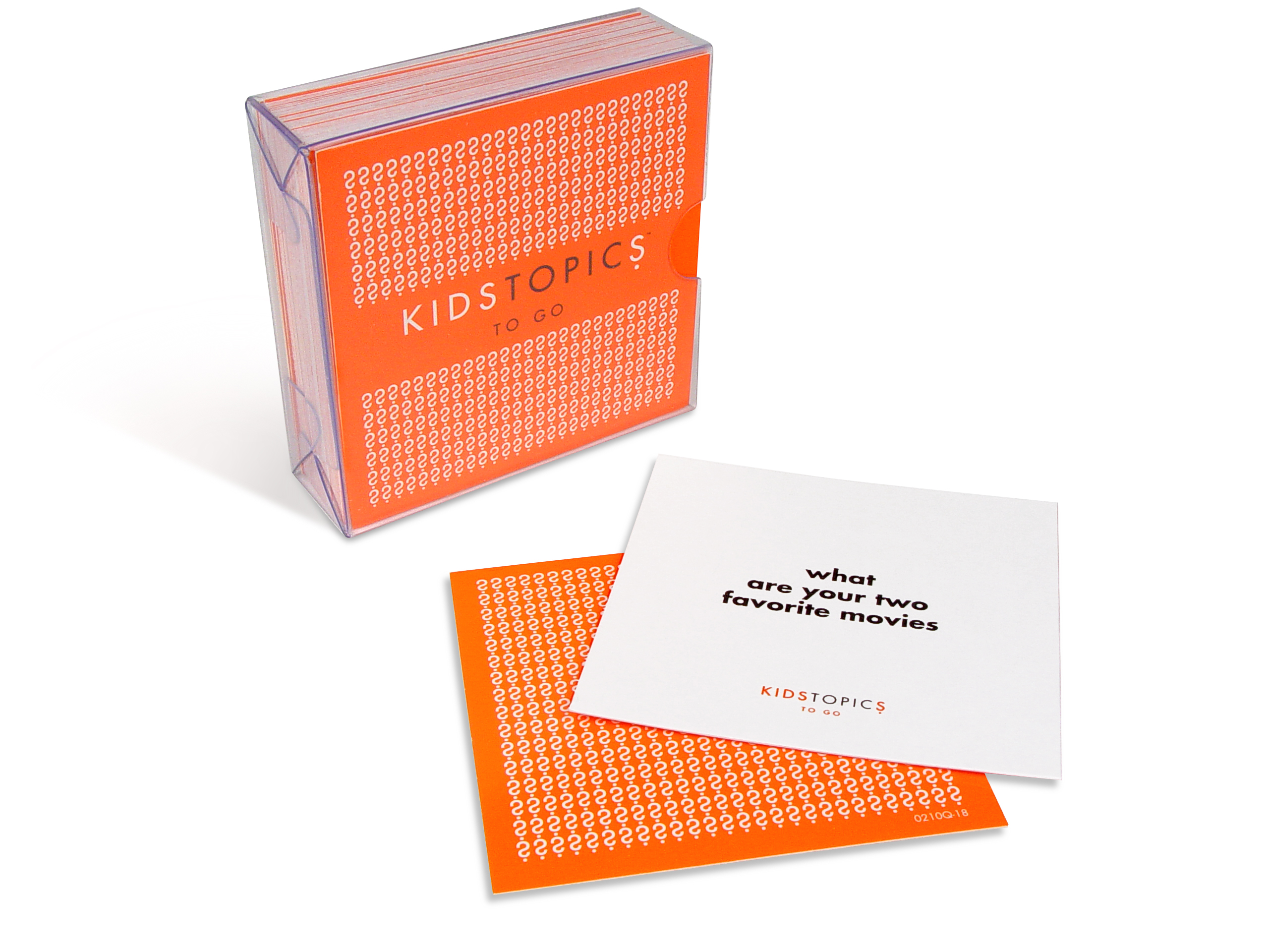 Kids Topics To Go Table Topics Conversation Cards